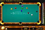 Screenshot of Cash Tournaments - 9-Ball Pool