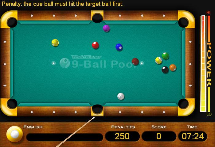 Cash Tournaments - 9-Ball Pool screen shot