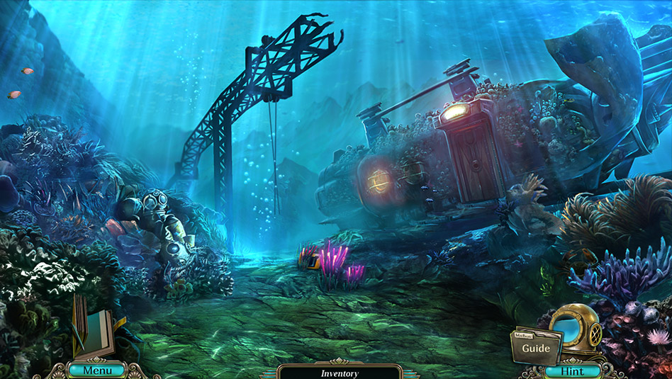 Abyss: The Wraiths of Eden Collector's Edition screen shot