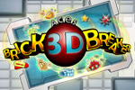 Aces 3D Brick Breaker creates an exciting new 3D brick breaking experience for your Android device!