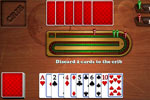 Screenshot of Aces® Cribbage