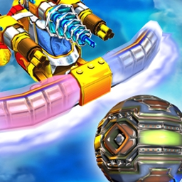 Action Ball 2 - Action Ball 2 features everything players loved about the original brick-breaking hit and more! - logo