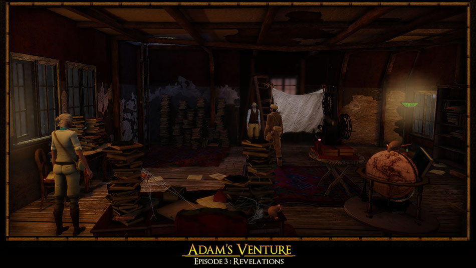 Adam's Venture 3: Revelations screen shot