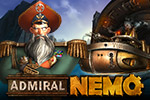 Protect the empire.  Rebuild the capital city.  Reclaim our former glory.  Commander, it's up to you in the steampunk arcade game Admiral Nemo!