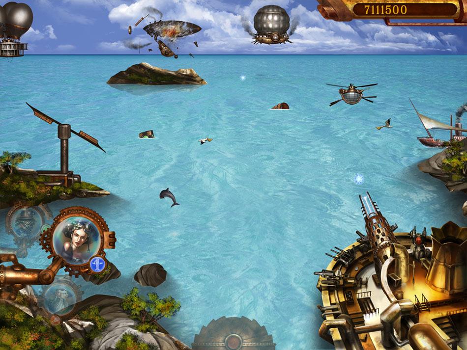 Admiral Nemo screen shot