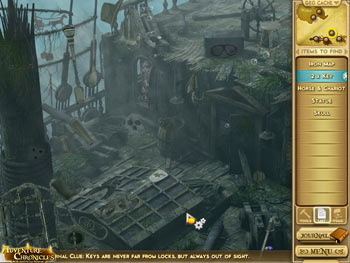 Adventure Chronicles screen shot