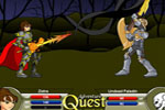 Screenshot of Adventure Quest