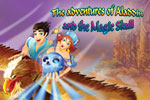 The Adventures of Aladdin and the Magic Skull is a hidden object game that whisks you away into an Arabian adventure!