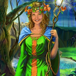 Aerie - Spirit of the Forest - Help cure nature's wounds after a disaster in Aerie - Spirit of the Forest! - logo