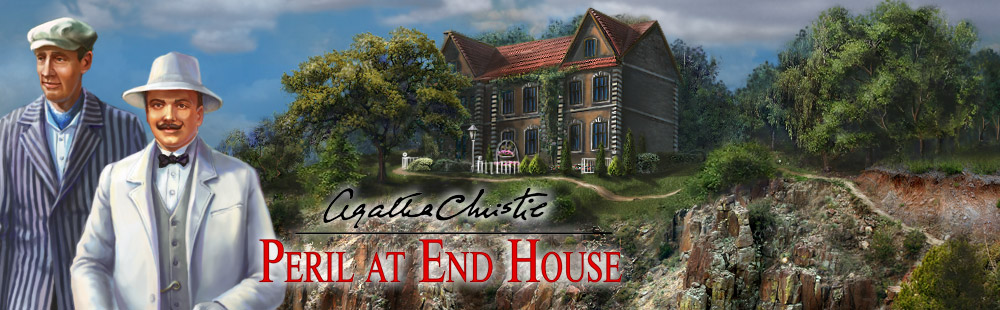 Agatha Christie - Peril at End House