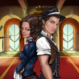 Age of Adventure: Playing the Hero - Travel back in time to an age of heroes in this fun time-management romp! Play Age of Adventure: Playing the Hero today! - logo