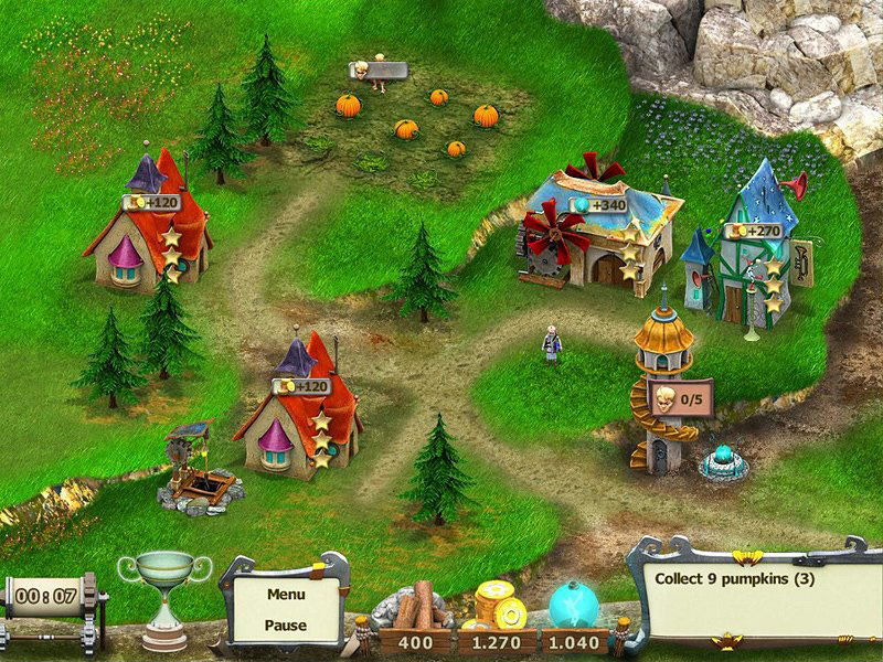 Age of Adventure: Playing the Hero screen shot