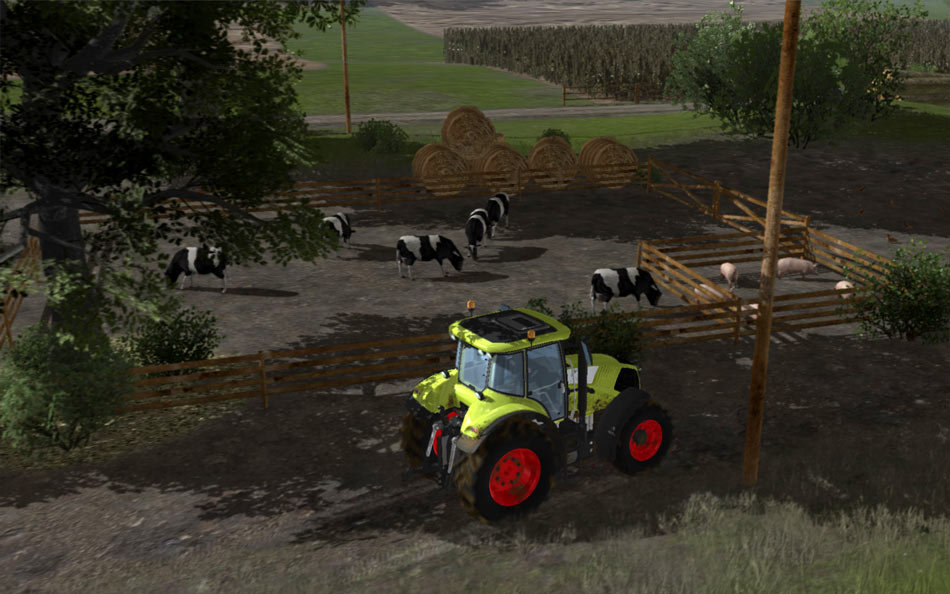 Agricultural Simulator 2011 screen shot