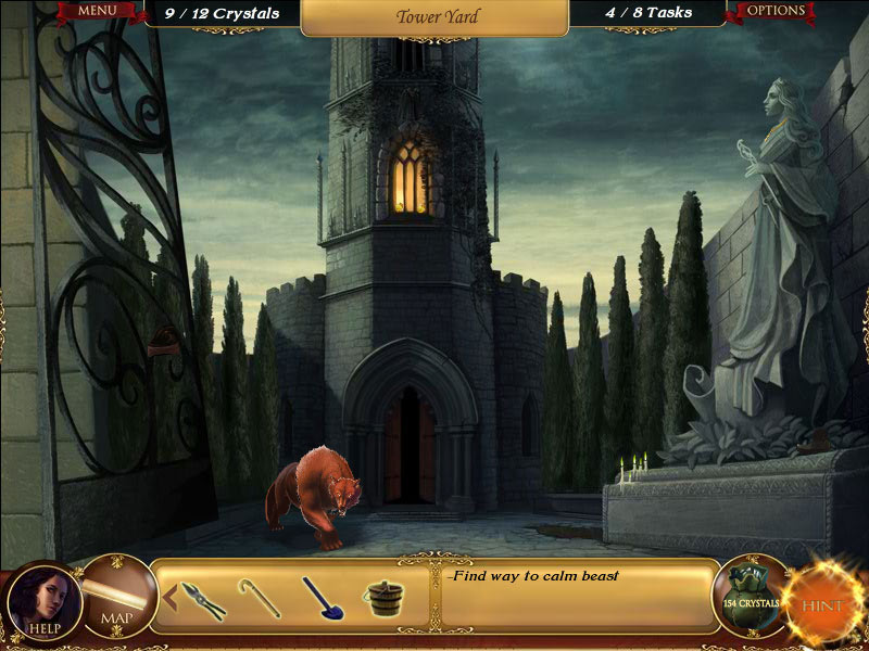 A Gypsy's Tale: Tower of Secrets screen shot