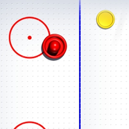 Table Hockey Ultra - Table Hockey Ultra is a great way to play without leaving your desk! - logo