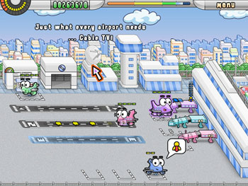 Airport Mania screen shot
