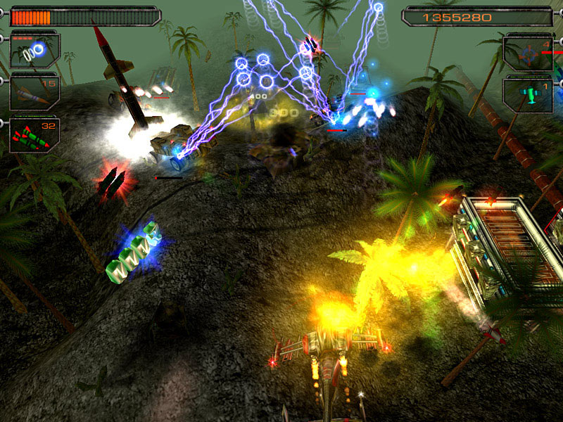 Airstrike 2 - Gulf Thunder screen shot