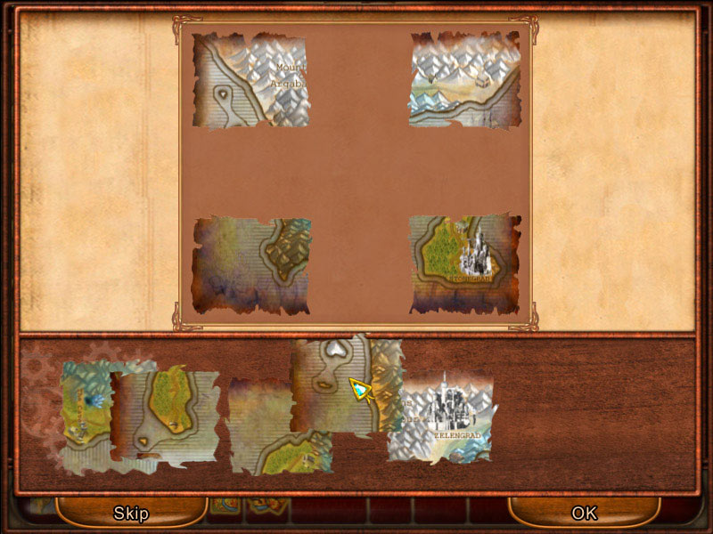 Akhra: The Treasures screen shot
