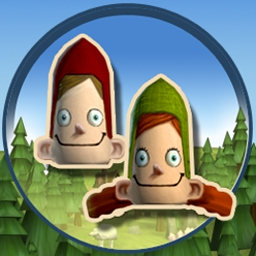 A Kingdom for Keflings - Build a medieval world in A Kingdom for Keflings, a city-building game! - logo