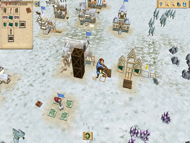 A Kingdom for Keflings screen shot