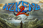 Explore a new land in Azkend 2: The World Beneath! This hidden object and match-3 game features gorgeous environments and power-ups.