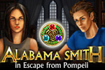 Play Alabama Smith in Escape from Pompeii to find an amulet of the ages!