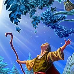 Alchemist's Apprentice - Restore a magical province using match 3 powers in Alchemist's Apprentice! - logo