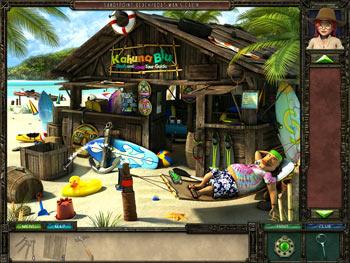 Alexandra Fortune - Mystery of the Lunar Archipelago screen shot