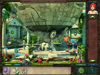 Alexandra Fortune - Mystery of the Lunar Archipelago screen shot
