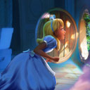 Alice: Behind the Mirror - logo