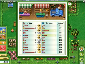 Alice Greenfingers 2 screen shot