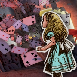 Alice in Wonderland: Extended Edition - The Extended Edition game of Alice in Wonderland features a plethora of puzzles within the charming world of Lewis Carroll. - logo