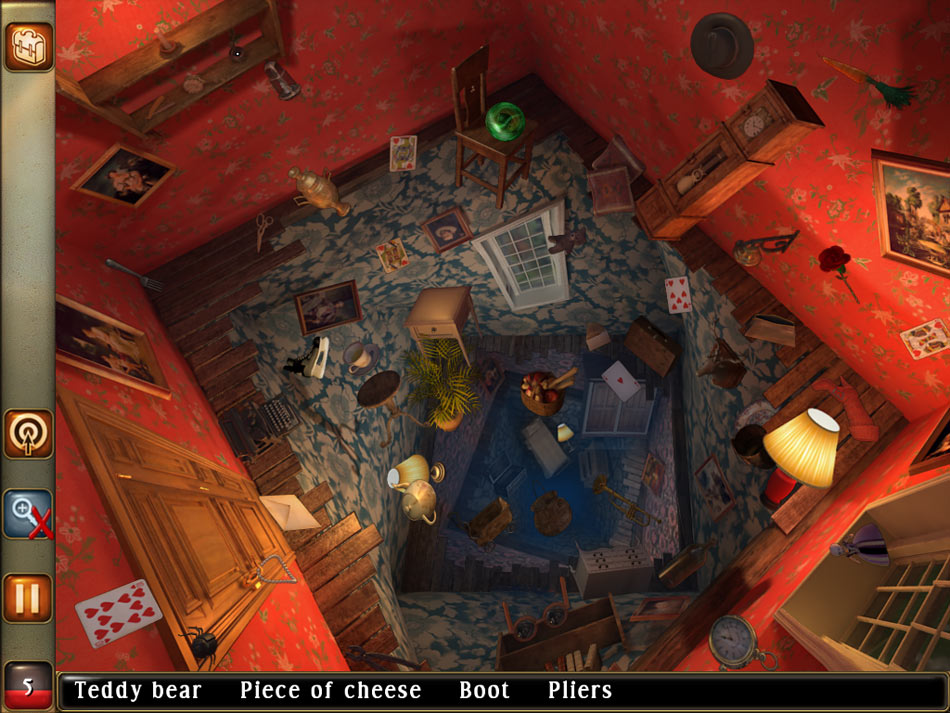 alice in wonderland hidden object game free online