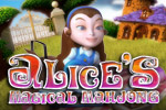 Head down the rabbit hole for whimsical mahjong in Alice's Magical Mahjong!