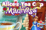 Help Alice return home by serving tea and pastries across Wonderland!