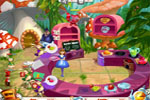 Screenshot of Alice's Tea Cup Madness