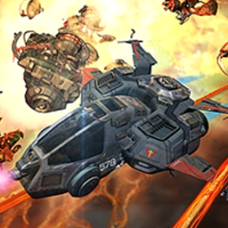 Alien Sky - Dominate the alien-controlled skyways in your spacefighter. - logo