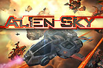 Dominate the alien-controlled skyways in your spacefighter.