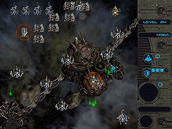 Alien Sky screen shot