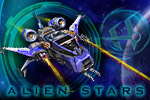 Alien Stars combines all the best features of simple arcade games and classic space shooters with updated graphics!