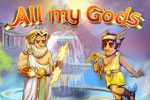 All My Gods is a time management game set amongst the Roman pantheon. Lead Saturn's son to glory and use his divine powers for good!