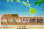 Screenshot of Aloha Solitaire