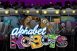 In Alphabet Robots HD, a memory game, your little one will be matching the upper and lowercase letters to clear the board!