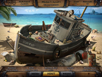 Amazing Adventures The Caribbean Secret screen shot
