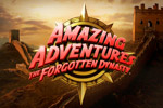 Search for clues in China in Amazing Adventures: The Forgotten Dynasty!