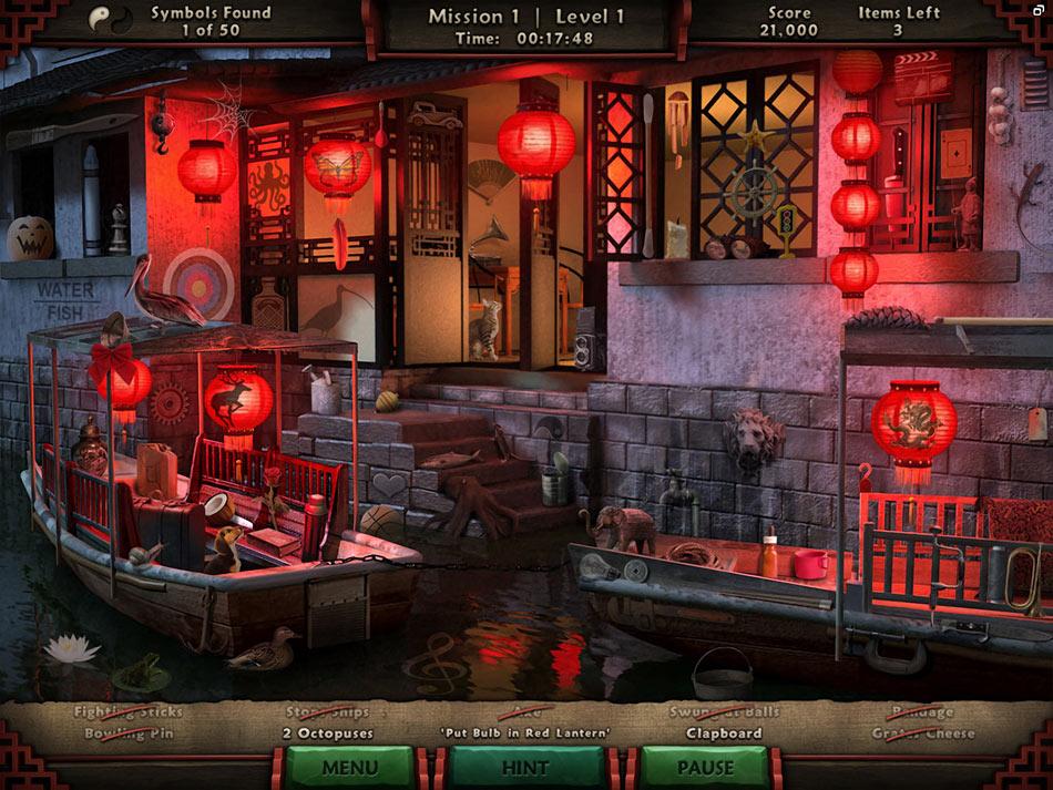 Amazing Adventures: The Forgotten Dynasty screen shot