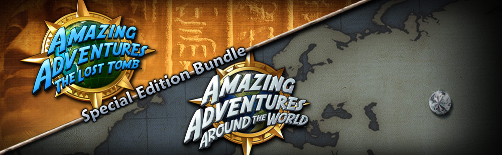 Amazing Adventures Special Edition Bundle
