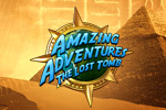 Play 100 unique seek-and-find levels in Amazing Adventures: The Lost Tomb!