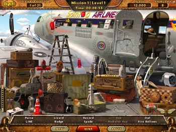 Amazing Adventures The Lost Tomb screen shot