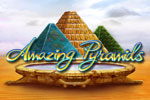 Can you piece together an ancient mystery and save the day? Find out in Amazing Pyramids!